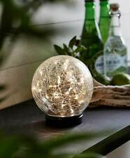 Star Trading LED solar Kugeln Bruchglas 30 LEDs Warmweiß 3 Modelle Zur Auswahl Merken
