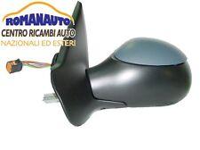 *SPECCHIO Retrovisore SX PEUGEOT 206 Cabrio 1998-2003 Elettrico -Specchietto CC