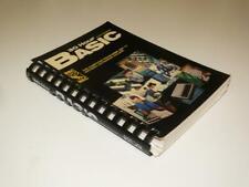 30 Hour BASIC ~ Clive Prigmore ~ BBC / NEC ~ Ringbound Book