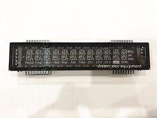 HP /Agilent /Keysight VFD For 53131A/53132A Vacuum Fluorescence Display