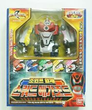 Bandai Power Ranger S.P.D (Dekaranger) :STD DELTA SQUAD MEGAZORD FIGURE