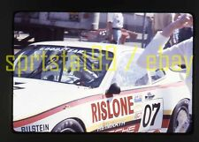 1982 Daytona 24 Hrs - Ludwig Heimrath #07 Porsche 924 - Vintage 35mm Race Slide