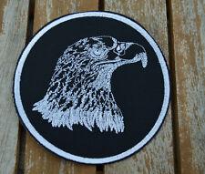 patch, écusson aigle , oiseau 10cm