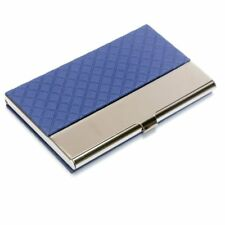 Pocket Business Card Case Business Name Card Organiser with Flannel Lined