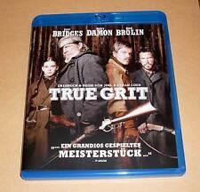 Blu Ray - True Grit - Jeff Bridges - Matt Damon ( Western Blueray Coen )