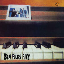 Ben Folds Five - Self Titled LP REISSUE NEW / LIMITED EDITION TURQUOISE VINYL