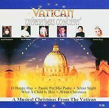 Vatican Christmas Concert von Various | CD | Zustand sehr gut