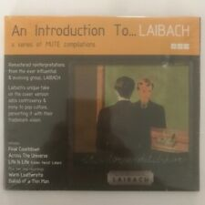 An Introduction To Laibach cd 15 titres neuf sous blister