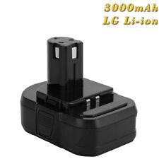 14.4V 3000mAh Li-Ion Batterie pour Ryobi BPL1414 130171003 LCD1402 CDD144V22