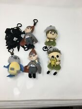 Cartoon Network Over The Garden Wall Plush Key Chain - Complete set of 6