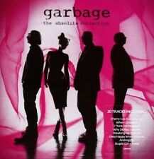 GARBAGE The Absolute Collection CD BRAND NEW Best Of Compilation