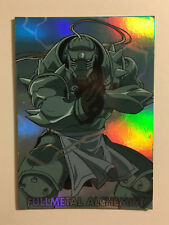 Fullmetal Alchemist Carddass Masters Part 1 - SP2 Rare