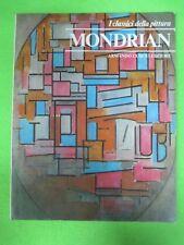 BOOK LIBRO MONDRIAN I Classici della Pittura 17 1980 Armando Curcio (L57)