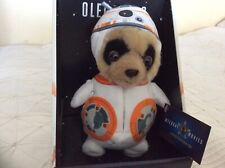 MEERCAT LIMITED EDITION 'OLEG as BB-8' NEW/UNUSED