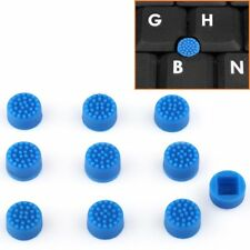 10pcs Blue Mouse Pointer TrackPoint Cap Nipple for HP COMPAQ Toshiba Laptop