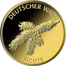 BRD: 20 EURO 2012 J, FICHTE, STGL., ORIGINALVERPACKUNG !