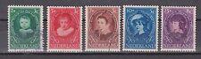 NVPH Netherlands Nederland 666-670 used 1955 Child stamps MORE in ebay.nl shop