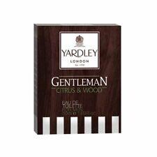 Yardley London Gentlemen Citrus & Wood Eau De Toilette For Men 50 ML