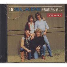 THE SLADE - Collection vol. 2 - 79-87 - CD 1993 SIGILLATO SEALED