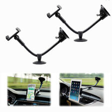 2X 360° Car Dashboard Windshield Mount Holder Stand for iPhone 8 7 CellPhone GPS
