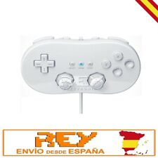 Mando CLASSIC CONTROLLER para Wii BLANCO n23