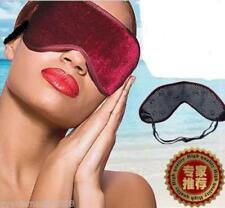 3D Tourmaline Eye Mask Soft Velvet Luxury Travel Sleeping Blindfold Sleep Aid