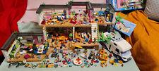 Playmobil Luxusvilla 5574 mit Bungalow, Möbel und Zubehör und Figuren