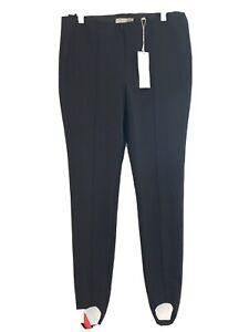 NWT $295 VINCE Black  Stir Up PANTS Sz M