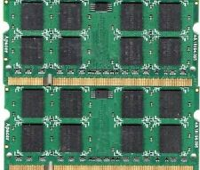 4gb = 2gb x 2 LAPTOP MEMORY RAM ddr2 notebook sodimm 667 Mhz A1226 A1150 A1181