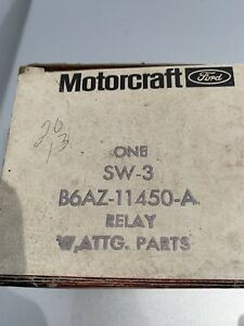 NOS 1956-72 Ford Fairlane Mustang F100 Starter Solenoid Switch B6AZ-11450-A SW-3
