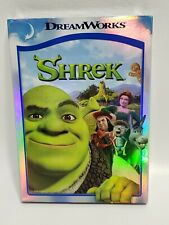 Shrek (Dvd, 2003, Widescreen) New & Sealed w Slipvover