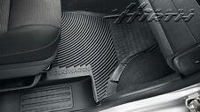 Gummimatten Fu�Ÿmatten Allwetterfu�Ÿmatten HD vorn Original VW T5 7H1061551A 041