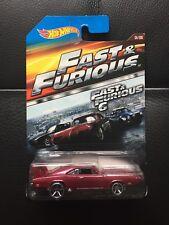 NEW Hot Wheels FAST & FURIOUS '69 Dodge Charger Daytona 1/8 Fast & Furious 6