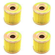 4pcs Engine Oil Filter for Suzuki UC125 UH125 UE125 UX125 AN150 UH200 AN400