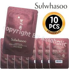 Sulwhasoo Timetreasure Extra Creamy Cleansing Foam 5ml x 10pcs (50ml) Sample New