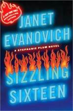 Sizzling Sixteen by Janet Evanovich Hardcover First Edition NICE