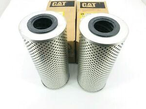 Lot of 2 New Caterpillar 054-1719 Hydraulic Filter CAT 05417