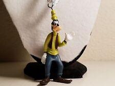 Green & Blue Disney's Goofy Waving Christmas Ornament with Silver Ribbon