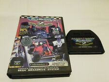 Micro Machines Turbo Tournament - Mega Drive - PAL - Boxed