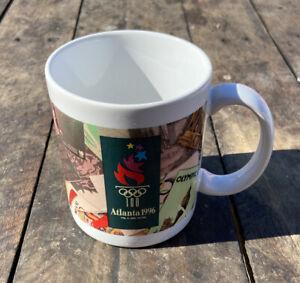 Vintage Atlanta Olympics 1996 Hallmark Cards Coffee Mug