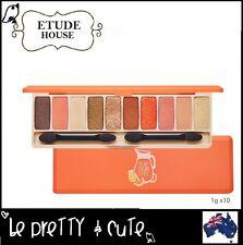 ETUDE HOUSE PLAY COLOR EYES JUICE BAR Eyeshadow Palette (10 colours) AUSTRALIA