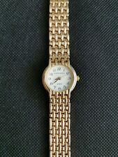 Montre Bracelet Femme Quartz Metal Dore Patrick Arnaud Ref S122