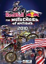 2010 RED BULL MOTOCROSS OF NATIONS DVD MX video moto