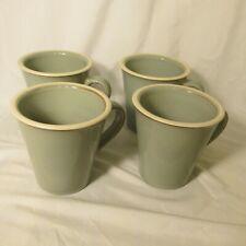 SONOMA MENDOCINO SKY COFFEE MUG 16 oz GREEN  GREAT BUY !
