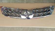 fits 2006-2007 NISSAN MURANO Front Bumper Chrome Grille Upper NEW