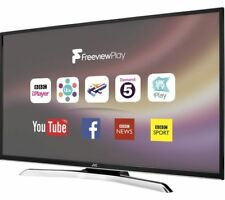 "JVC LT-39C770 39"" Smart LED TV Full HD 1080p with Freeview Play, WiFi, Internet"