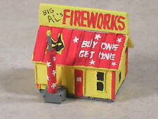 Z Scale Fireworks Shop
