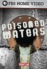 Frontline: Poisoned Waters - DVD Brand New and Sealed