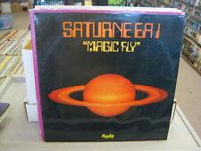 Saturne Ea 1 Magic Fly Self Titled LP 1977 Barclay Records [Disco] EX