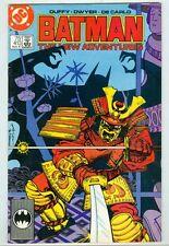 Batman #413 VG November 1987 Walt Simonson Cover
